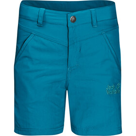 Jack Wolfskin Sun Short Enfant, blue reef
